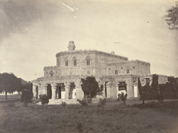 Headmaster's House, May College [Ajmer], built under the supervision of Col. J.M. Williams.